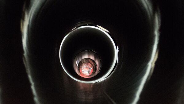 Tubería del gasoducto Nord Stream - Sputnik Mundo