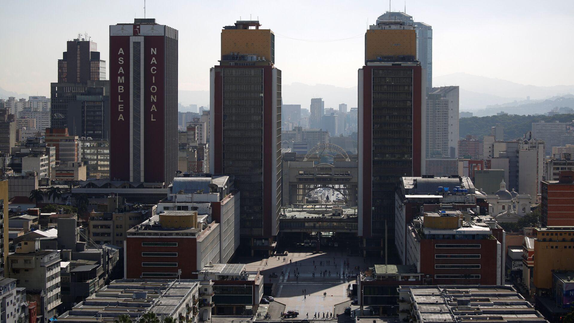 Caracas, la capital de Venezuela - Sputnik Mundo, 1920, 09.02.2021
