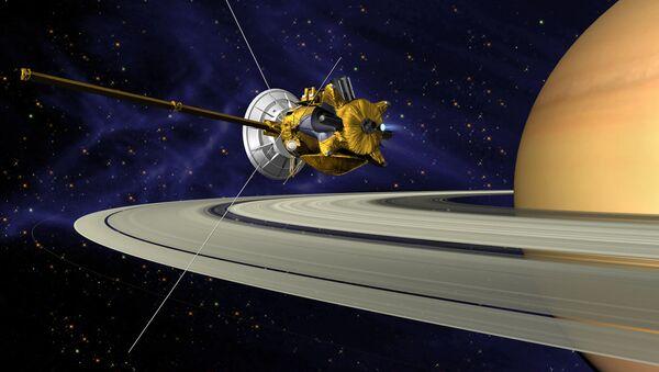 Cassini - Sputnik Mundo
