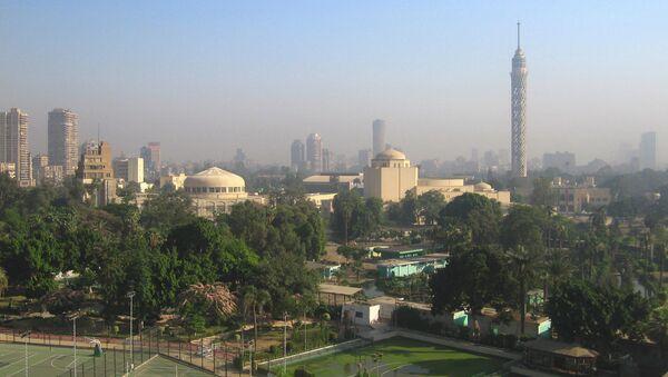 El Cairo, Egipto - Sputnik Mundo