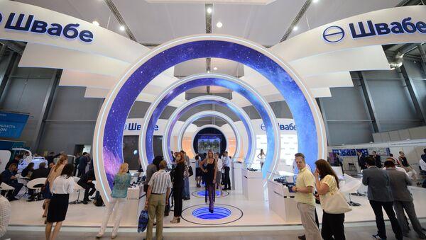 Международная выставка Иннопром-2016. День третий - Sputnik Mundo