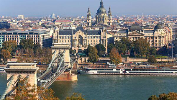 Budapest, capital de Hungría - Sputnik Mundo