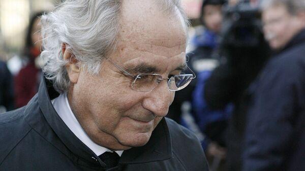 Bernard Madoff, 14 de enero de 2009 - Sputnik Mundo