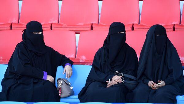 Mujeres sauditas (archivo) - Sputnik Mundo