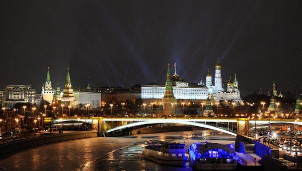 Празднование Нового года в Москве - Sputnik Mundo