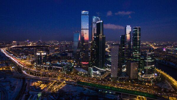 Vistas de la 'city' de Moscú - Sputnik Mundo