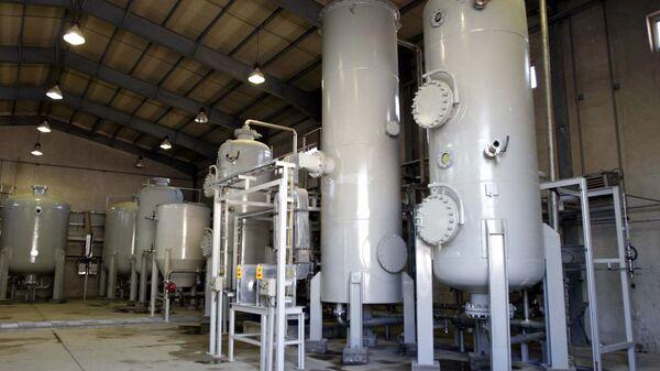 Reactor de agua pesada en Arak - Sputnik Mundo