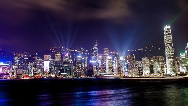 La ciudad de Hong Kong - Sputnik Mundo
