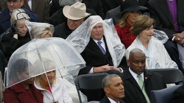 George Bush, exmandatario estadounidense - Sputnik Mundo