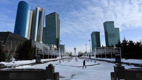 Astaná, capital de Kazajistán - Sputnik Mundo