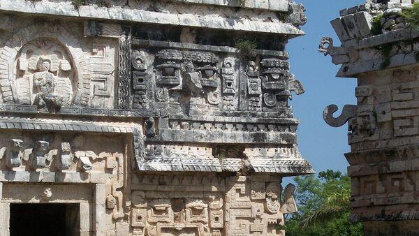 Un templo de los mayas - Sputnik Mundo