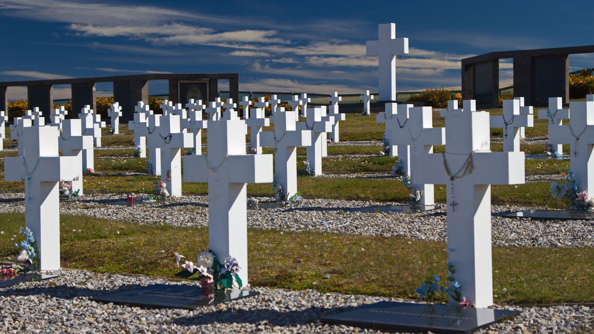 Cementerio de Darwin - Sputnik Mundo, 1920, 14.09.2021
