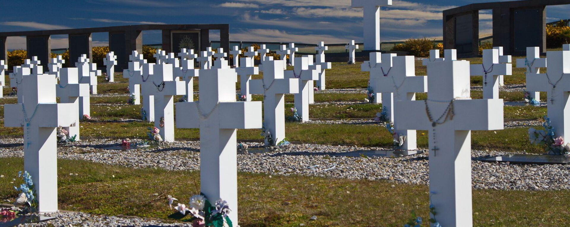 Cementerio de Darwin - Sputnik Mundo, 1920, 06.08.2021
