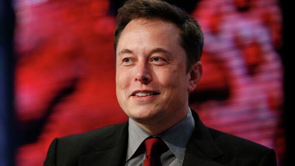 Elon Musk, el fundador de SpaceX - Sputnik Mundo
