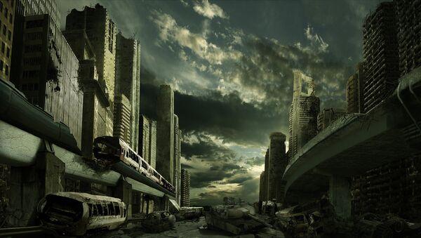 Una ciudad después del apocalipsis - Sputnik Mundo