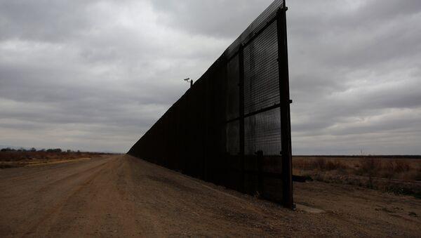 La frontera entre México y EEUU - Sputnik Mundo