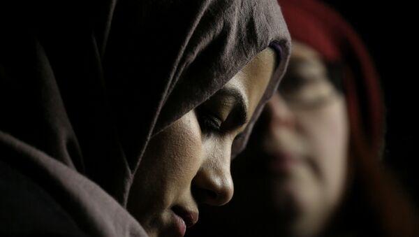 Mujeres musulmanas (imagen referencial) - Sputnik Mundo