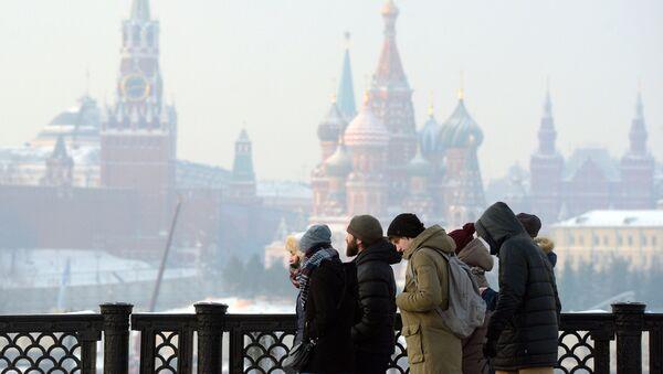 Los ciudadanos rusos - Sputnik Mundo