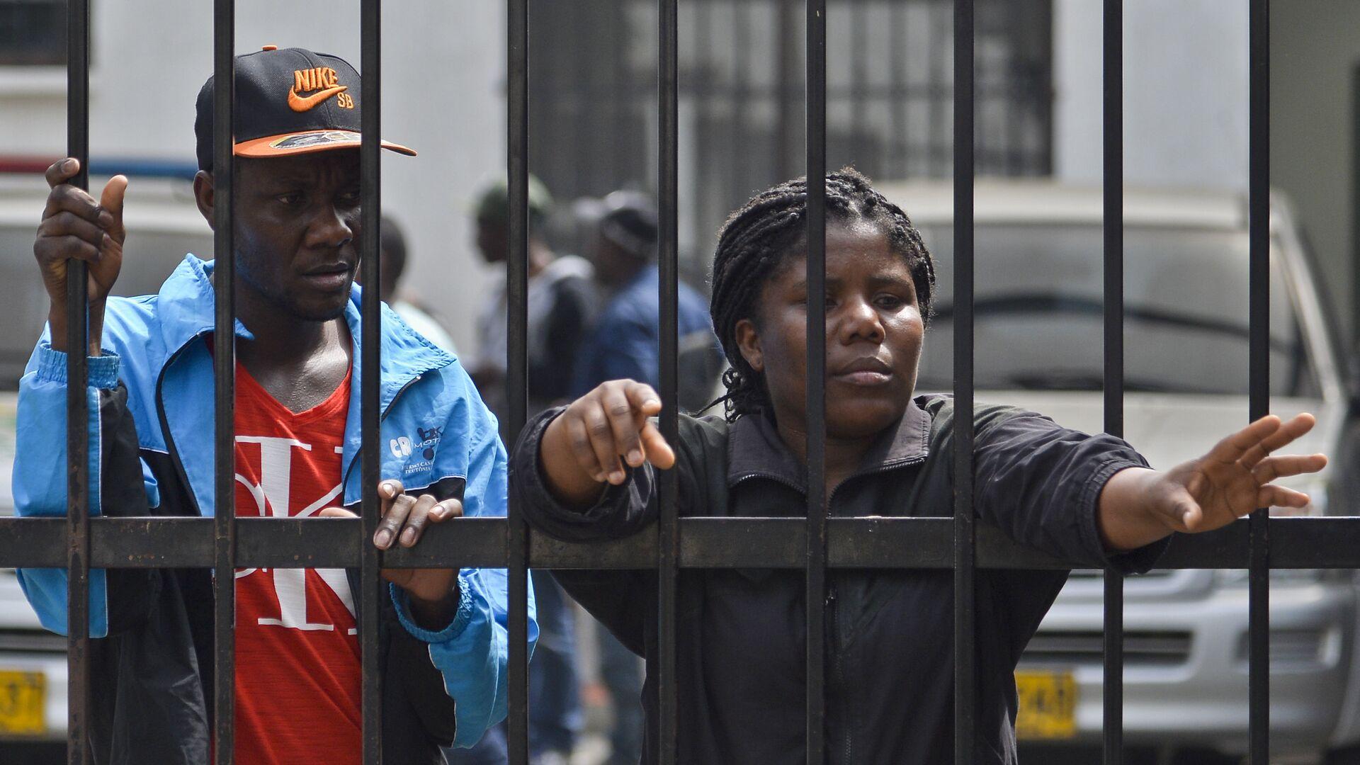 Migrantes haitianos - Sputnik Mundo, 1920, 20.09.2021
