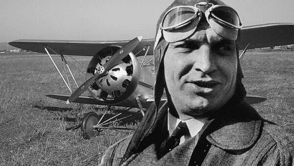 Valeri Chkálov, héroe de la Unión Soviética - Sputnik Mundo