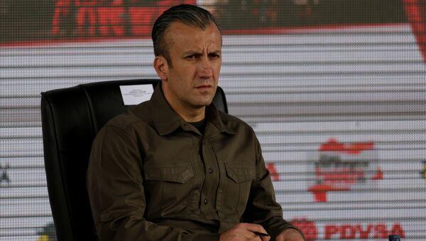 Tareck El Aissami, ministro de Industrias y Producción Nacional y vicepresidente de Economía de Venezuela (archivo) - Sputnik Mundo