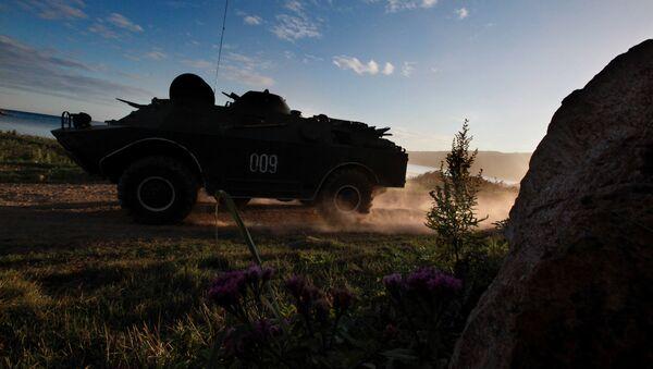 Проверка боевой готовности войск Восточного военного округа - Sputnik Mundo