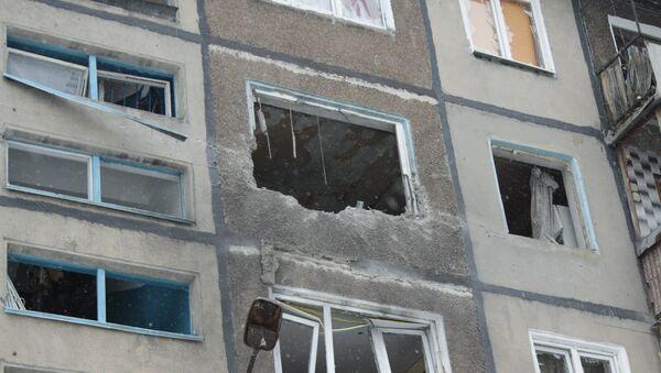 La situación en Donbás - Sputnik Mundo