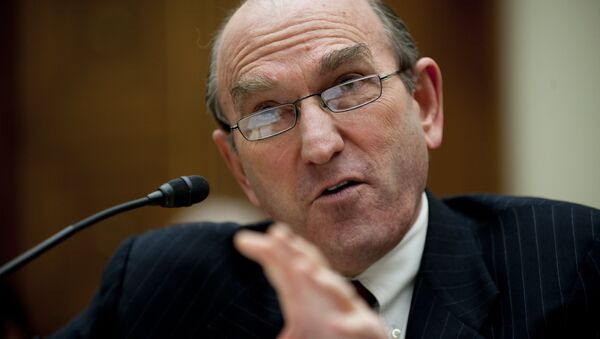 Elliott Abrams, diplomático estadounidense - Sputnik Mundo