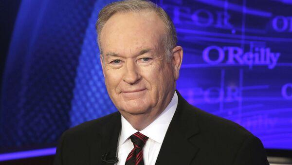 Bill O'Reilly, comentarista del canal de televisión Fox News - Sputnik Mundo