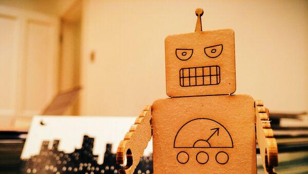 Un robot malo - Sputnik Mundo