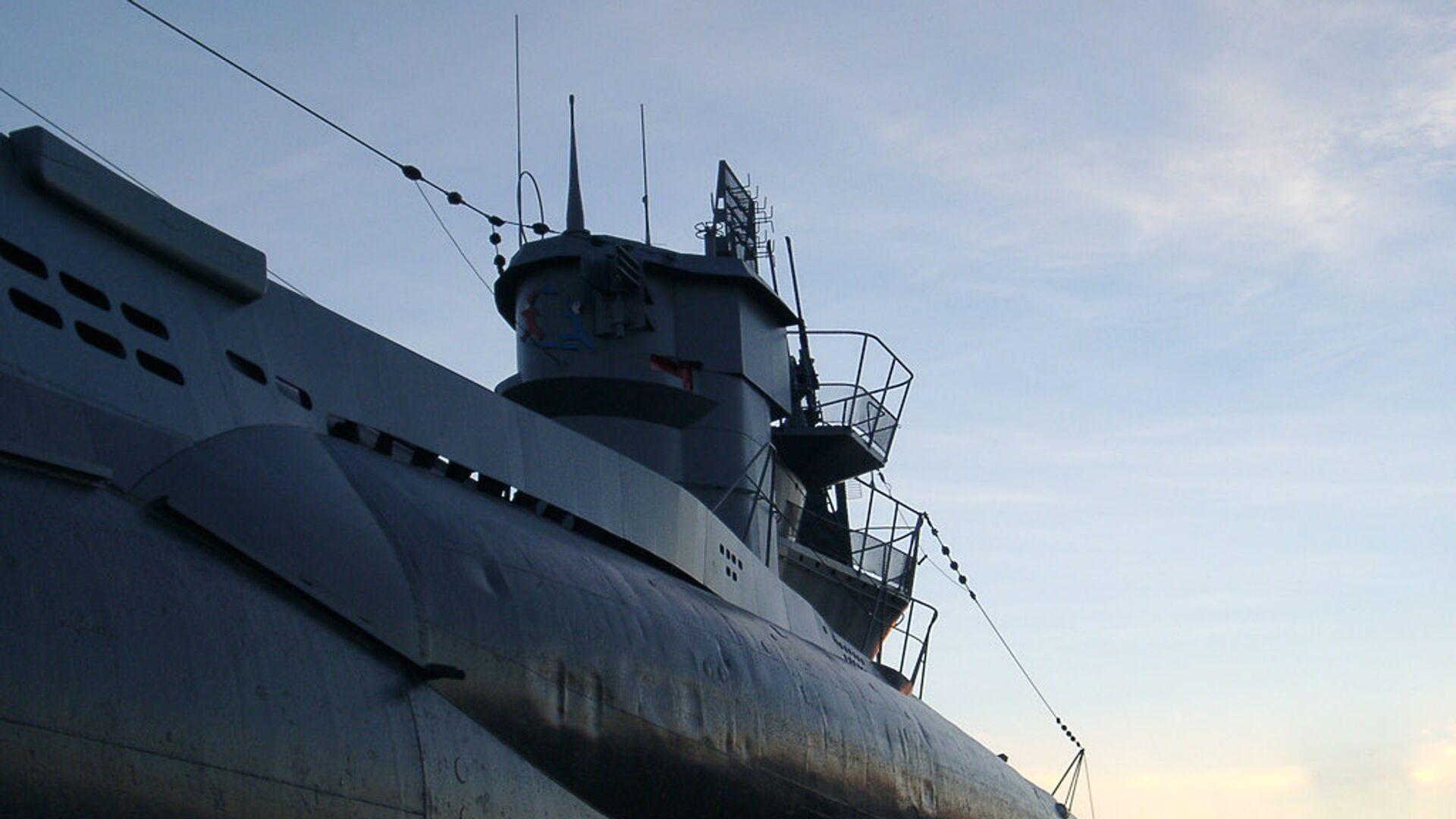 Un submarino alemán - Sputnik Mundo, 1920, 30.03.2021