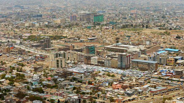 Kabul, la capital de Afganistán (archivo) - Sputnik Mundo