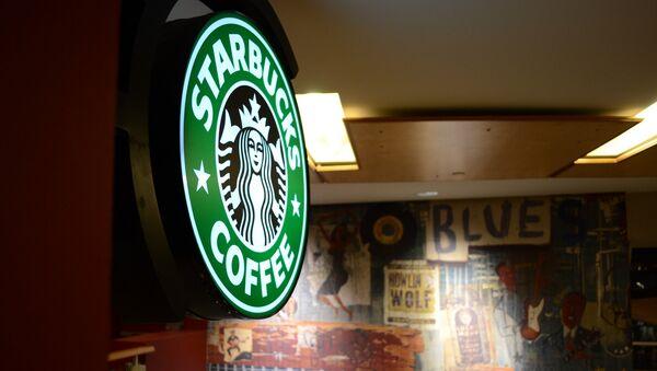 Logo de Starbucks - Sputnik Mundo