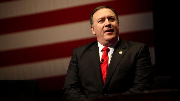 Mike Pompeo, director de la CIA - Sputnik Mundo