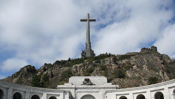 Valle de los Caídos - Sputnik Mundo