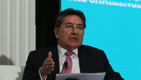 Néstor Humberto Martínez, fiscal General de Colombia - Sputnik Mundo