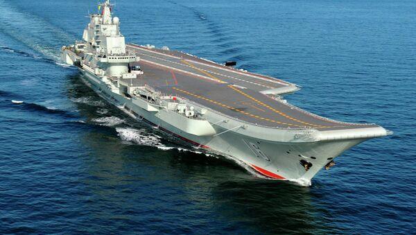 Liaoning, el primer portaviones de China - Sputnik Mundo