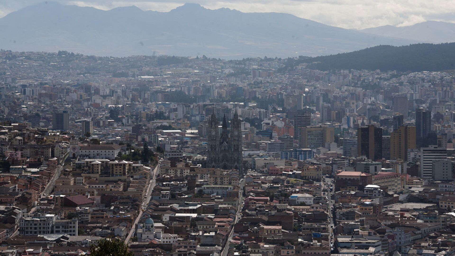 Quito, capital de Ecuador - Sputnik Mundo, 1920, 28.09.2021