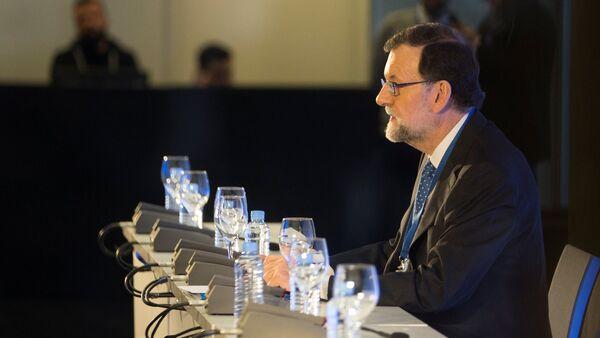 Mariano Rajoy, el presidente del Gobierno de España - Sputnik Mundo