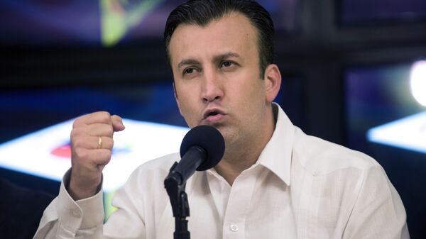Tareck El Aissami, vicepresidente de Venezuela - Sputnik Mundo