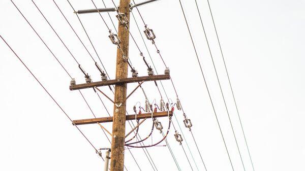 Cables eléctricos - Sputnik Mundo