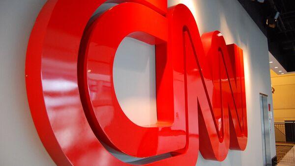 Logo de la cadena CNN - Sputnik Mundo