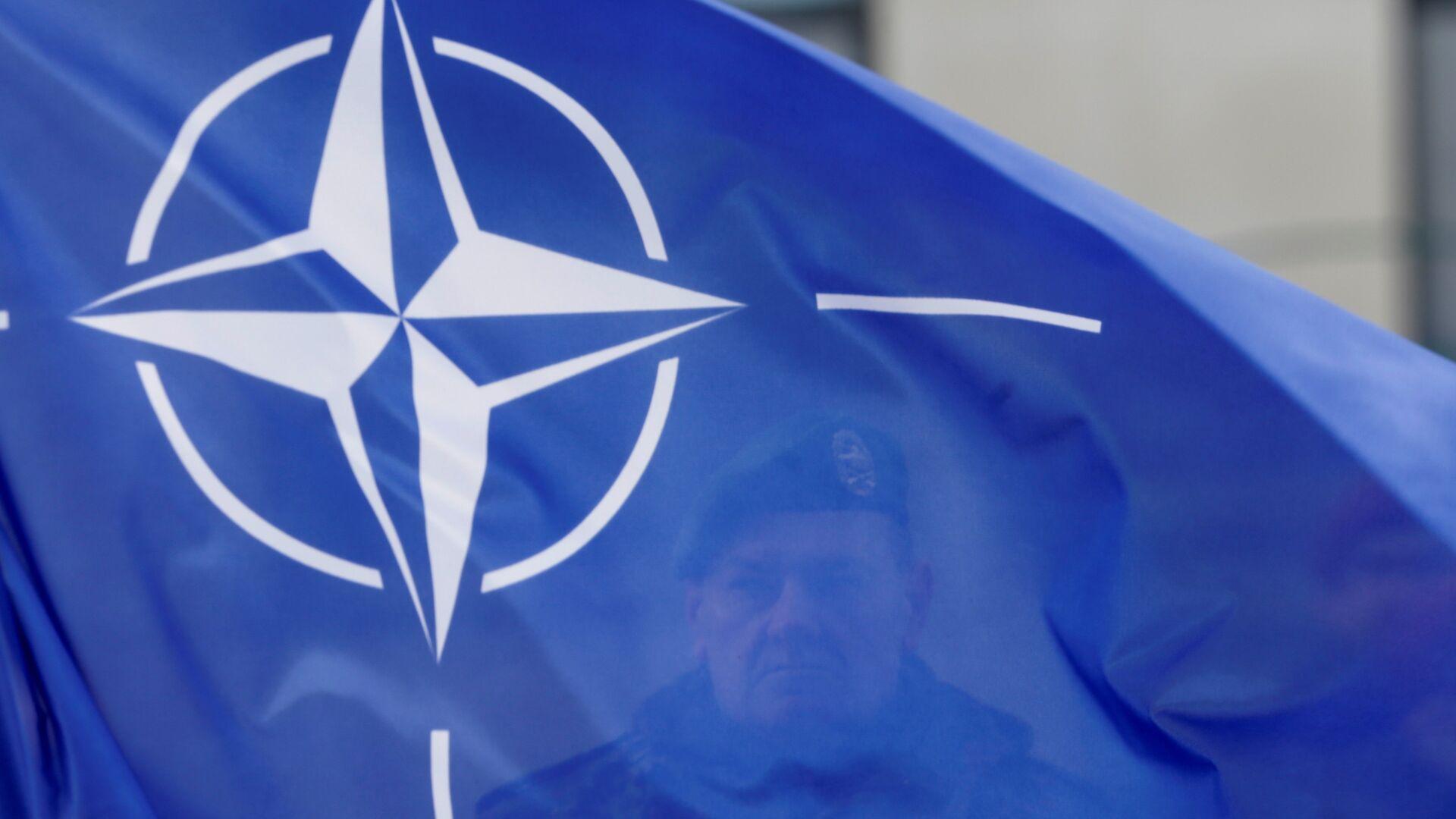 Bandera de la OTAN - Sputnik Mundo, 1920, 16.03.2021