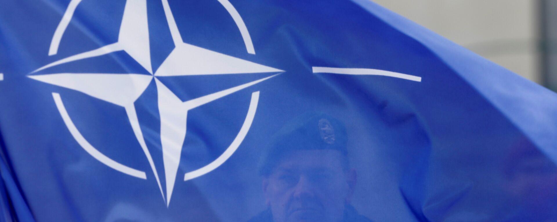 Bandera de la OTAN - Sputnik Mundo, 1920, 28.01.2021