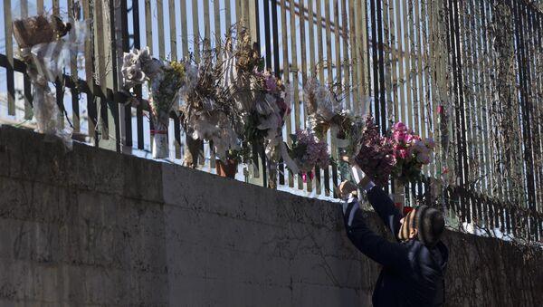 Homenaje a las víctimas del atentado el 11 de marzo del 2004 en Madrid - Sputnik Mundo