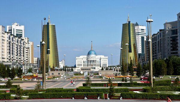 Astaná, capital de Kazajistán (archivo) - Sputnik Mundo