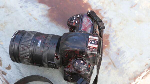Asesinatos de periodistas (Archivo) - Sputnik Mundo