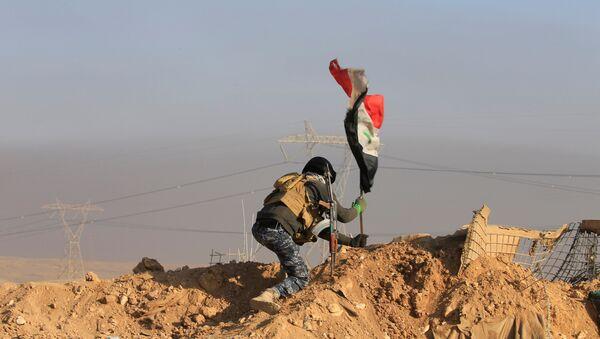 La situación en Mosul - Sputnik Mundo