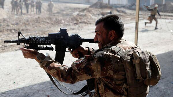 La situación en Mosul (imagen referencial) - Sputnik Mundo
