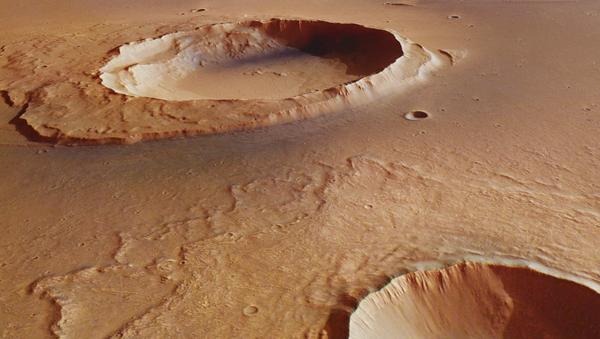 El cráter Worcester - Sputnik Mundo